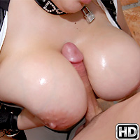 Pic of Shyla Shy in video: Breasts in latex